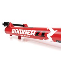 Marzocchi Gabel Bomber Z1 29  170 Grip Sweep-Adj 15QRx110 15 T gloss red 44 R