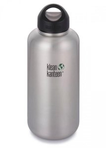 Klean Kanteen Wide 1900ml brushed Sports Cap